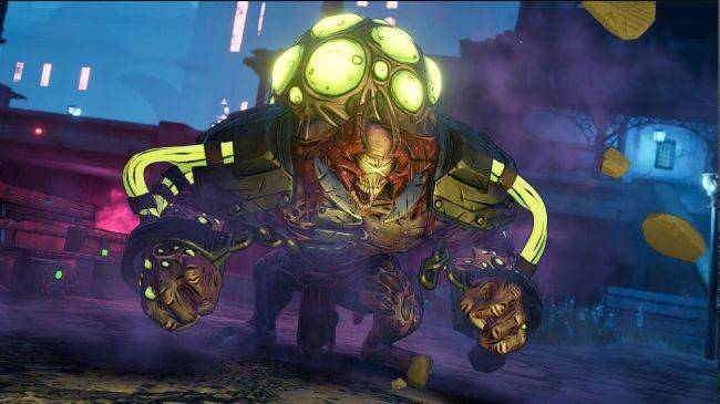 Here's 12 minutes of Borderlands 3's romantic Lovecraft inspired DLC in action