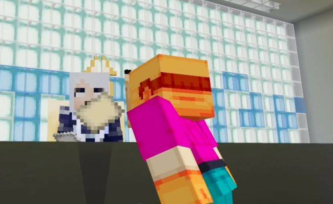 Japan closed its schools, so kids held an adorable graduation ceremony in Minecraft