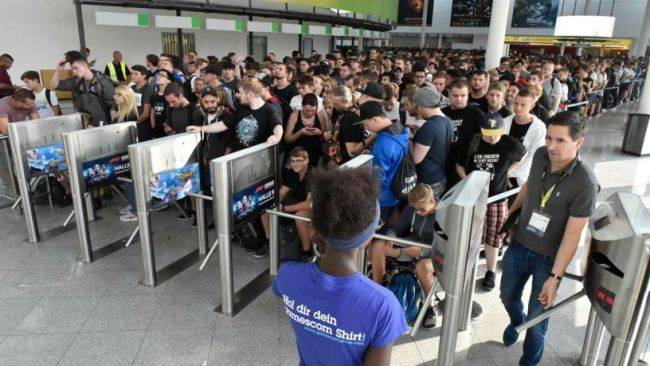 Gamescom 2020 is still going ahead, for now