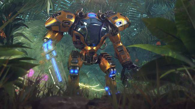 The Riftbreaker is a base-building action-RPG for mech lovers