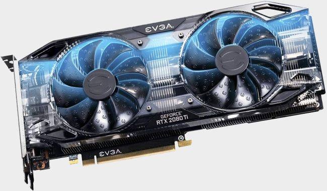 EVGA is selling recertified GeForce RTX 2080 Ti cards for up to $290 off