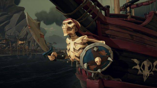 Sea of Thieves' competitive Arena mode will get nastier and shorter in April
