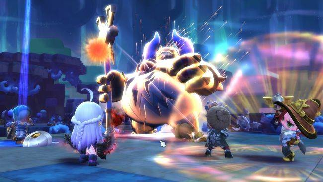 MapleStory 2 is shutting down, less than two years after its western launch