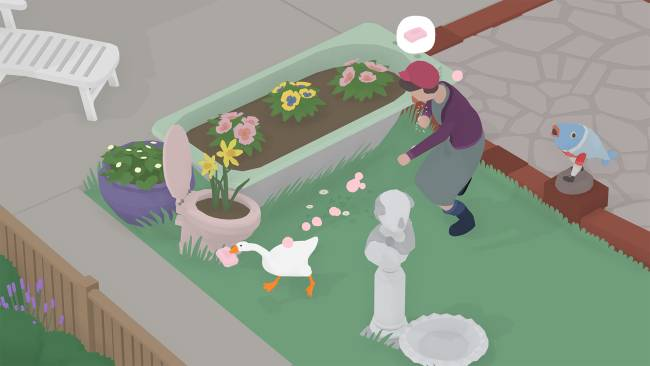 Untitled Goose Game and A Short Hike are among the winners of the 2020 GDC and IGF Awards