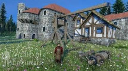 Medieval Engineers leaves Early Access and players are not impressed