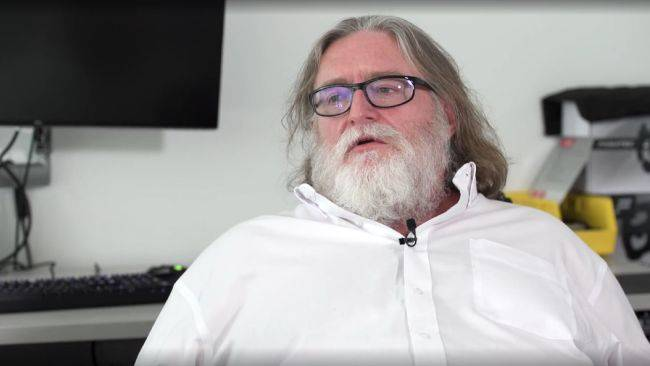 Gabe Newell says 'everybody benefits' from competition with Epic