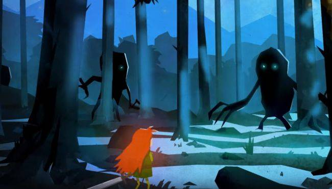 Mysterious metroidvania Mable and the Wood is free right now