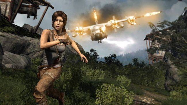 Tomb Raider is free on Steam, and you can keep it
