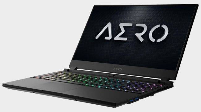 This Gigabyte gaming laptop with a 4K screen is on sale for $1,300