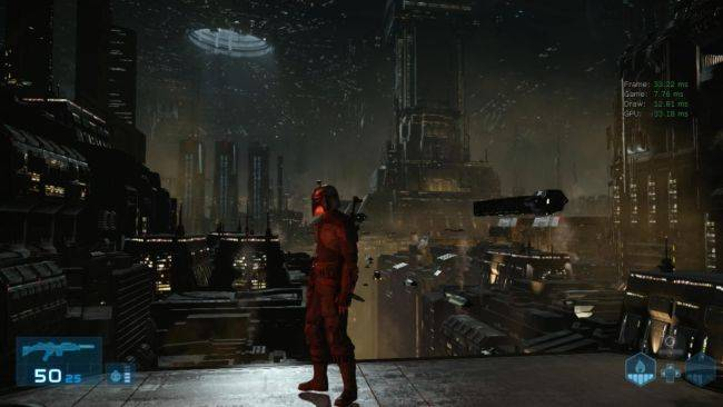A leaked Star Wars 1313 screenshot backs up rumours that it was a Boba Fett game