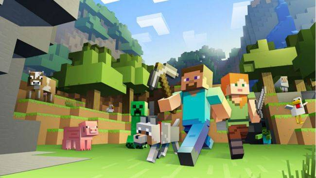 Minecraft is getting free educational worlds to help kids stuck inside