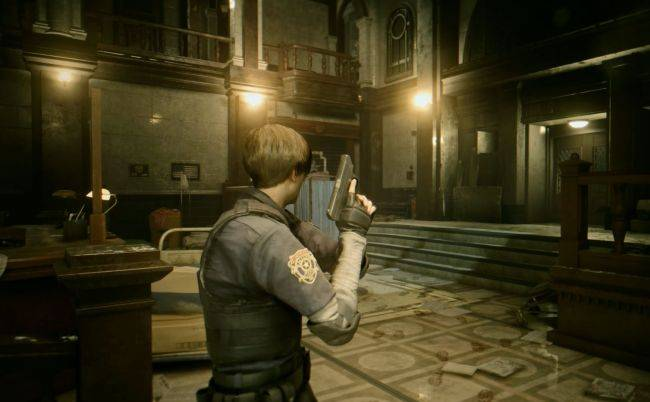 Resident Evil 2 Remake looks even more horrifying with raytracing