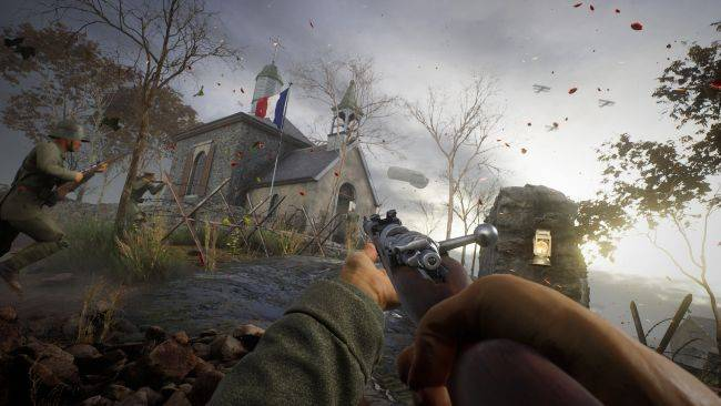 Beyond The Wire is a new, multiplayer WW1 shooter published by Squad devs