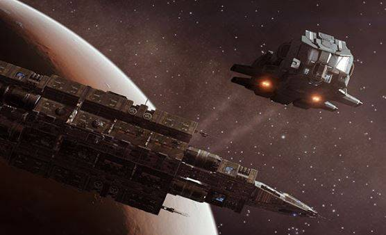 Elite Dangerous is finally getting fleet carriers in June, with beta tests next month