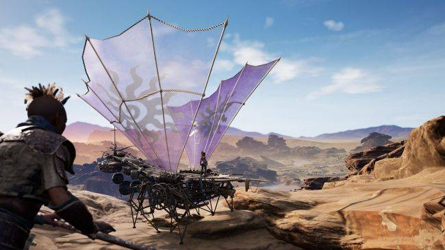 Nomadic MMO Last Oasis wanders into Early Access