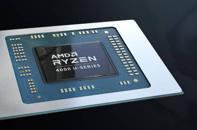 AMD's Renoir is out there kicking Intel's butt