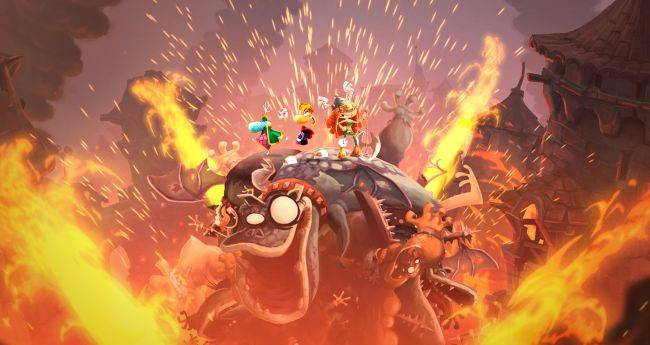 Rayman Legends is free-to-keep right now, but not for long