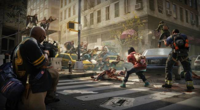 Crossplay Is Now Available For World War Z
