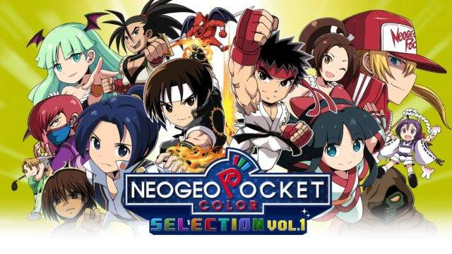 NeoGeo Pocket Color Selection Vol. 1 Out Now