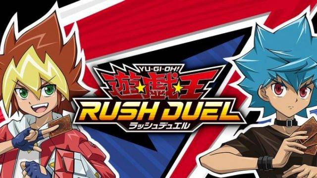 Yu-Gi-Oh! Rush Duel Is Coming To Switch