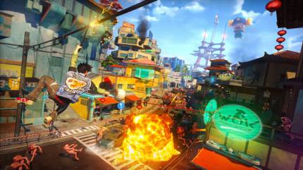 Insomniac's Colorful, Open-World Theme Park Of Violence