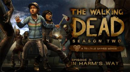 Next Episode Of Telltale's The Walking Dead Out Next Week