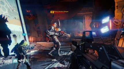 A Closer Look At Bungie's Armor, Weapons, And Loot