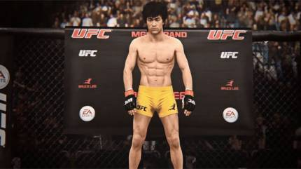See More Bruce Lee In EA Sports UFC