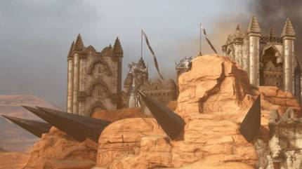 BioWare Reveals The Lost Fortress Of Adamant