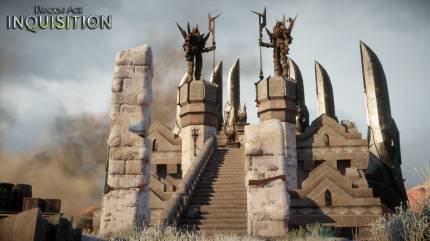 Dragon Age: Inquisition's Wasteland Detailed In Six New Screens