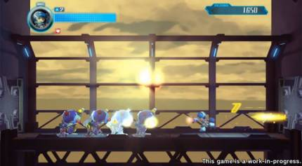 Comcept Releases First True Mighty No. 9 Gameplay Footage