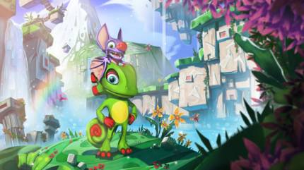 [Update] Playtonic's Yooka-Laylee Flies Past $270,000 Kickstarter Goal