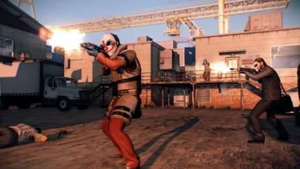 Payday 2: Crimewave Edition Confirmed For June Release