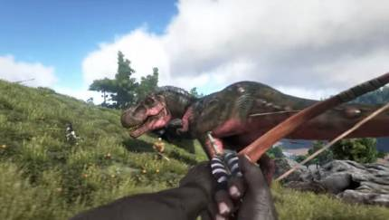 Ark: Survival Evolved Lets You Live Out Your Jurassic Park Dreams (And Nightmares)