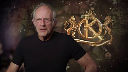 Great Scott! Christopher Lloyd And Other Famous Voices Join King's Quest Cast