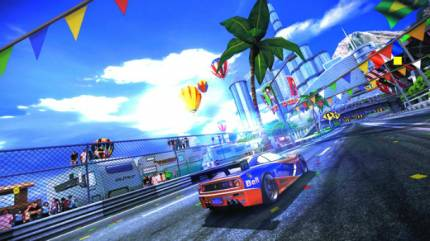 Retro Racing Title Shows Off Wii U Gameplay