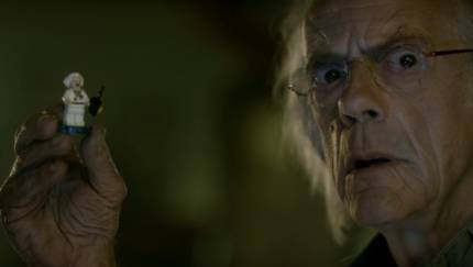 Christopher Lloyd Invents More Excitement For Lego Dimensions