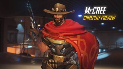 Overwatch's Resident Gunslinger Draws At High Noon