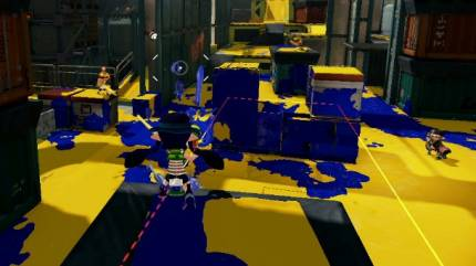 Hands-On Impressions With Nintendo's New Multiplayer Shooter