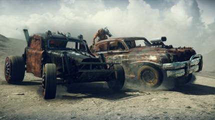 Building Up Mad Max's Magnum Opus, The Four-Wheeled Heart Of His Wasteland