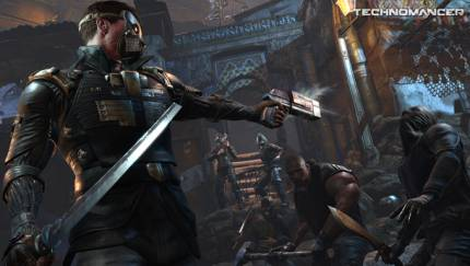 Spiders And Focus Home Reveal More Of Sci-Fi RPG The Technomancer