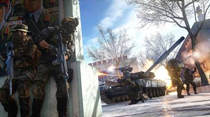 EA giving away expansions for Battlefield 4 and Hardline