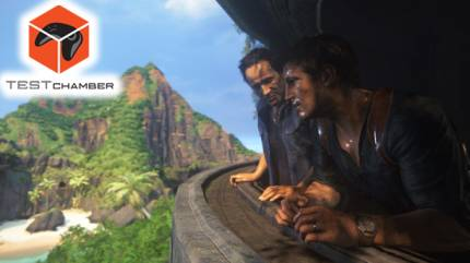 Test Chamber – Exploring The Thrill Of The Treasure Hunt In Uncharted 4