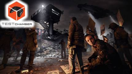 Test Chamber – The First Hour Of Homefront: The Revolution