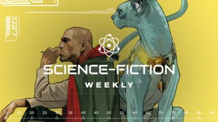Science-Fiction Weekly – The Best Comics, Stellaris, And More Star Wars Leaks