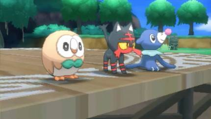 Pokémon Sun And Moon Will Complete Your Days In November