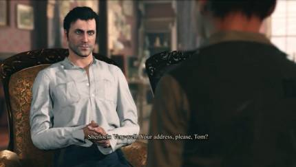 Sherlock Holmes Is On The Hunt In 12 Minutes Of The Devil's Daughter Gameplay