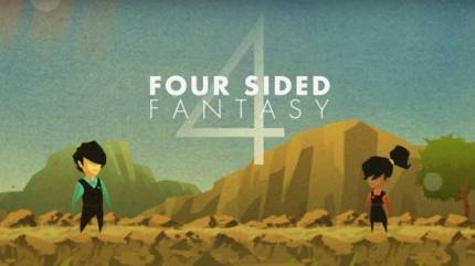Puzzle Game Four Sided Fantasy's New Trailer Is Mind-Bending And Atmospheric