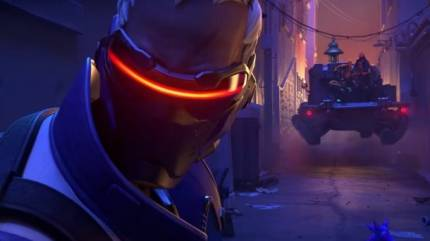 Soldier: 76 Takes On A Group Of Thugs In Overwatch Animated Short
