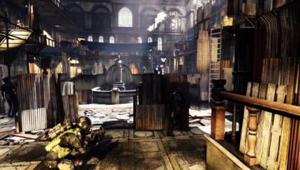 Capcom Shows Off Two Resident Evil 2 Maps For Umbrella Corps